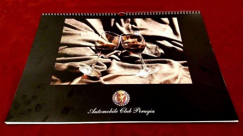 Calendario Ac Perugia.Motori Sulla Strada Del Sagrantino Con Il Calendario 2018